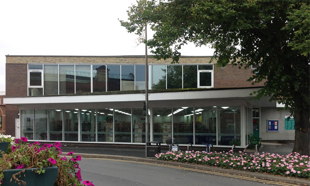 Goole Library image